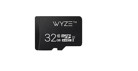 Cartão De Memória Para Wyze Cam 32gb Microsdhc