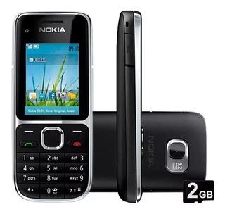 Nokia C2-01 Novo