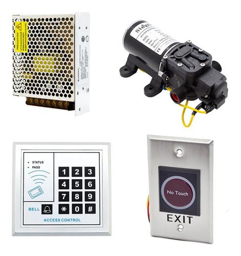 Imagen 1 de 10 de Kit Electronica De Control Para Cabina Sanitizante B26ir