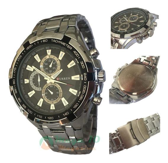 Relógio Masculino Curren 8023 Social Frete Grátis Cód.013