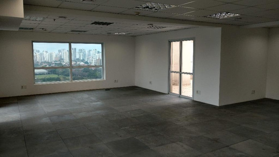 Sala Em Cidade Monções, São Paulo/sp De 135m² Para Locação R$ 7.690,00/mes - Sa179743