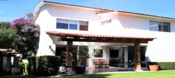 Casa En Venta Álamos 3 Recamaras Privada Alberca Jardín Lujo