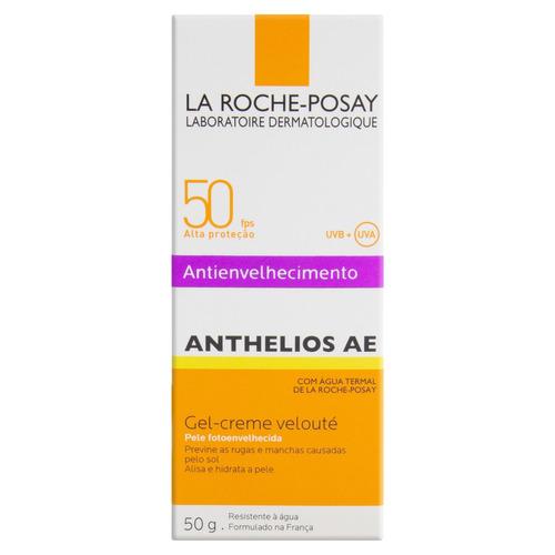 Imagem 1 de 2 de Protetor Solar AE FPS 50 La Roche-Posay Anthelios Caixa 50g