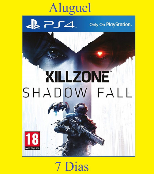 Killzone Shadow Fall - Ps4 - Aluguel 7 Dias