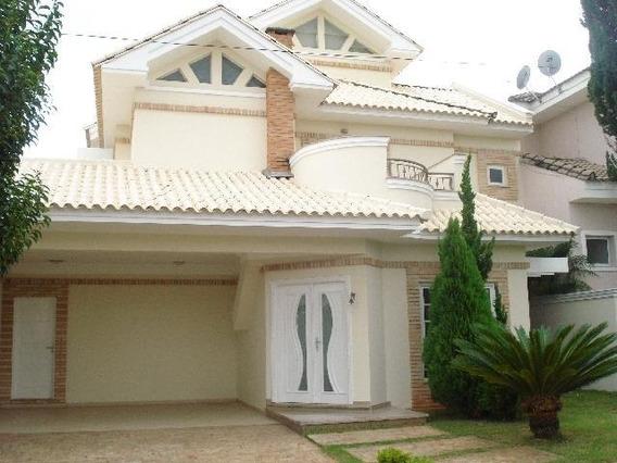 Casa Com 4 Dormitórios Para Alugar, 330 M² Por R$ 4.500,00/mês - Jardim Residencial Sunset Village - Sorocaba/sp - Ca1452