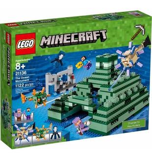 Todobloques Lego 21136 Minecraft The Ocean Monument