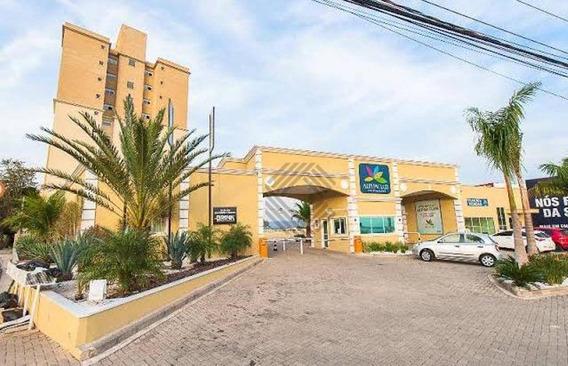 Apartamento Com 2 Dormitórios Para Alugar, 60 M² Por R$ 1.100,00/mês - Alpha Club Residencial - Votorantim/sp - Ap7878
