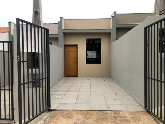 Casa Nova 2 Dormitorios Parque Sao Bento Sorocaba