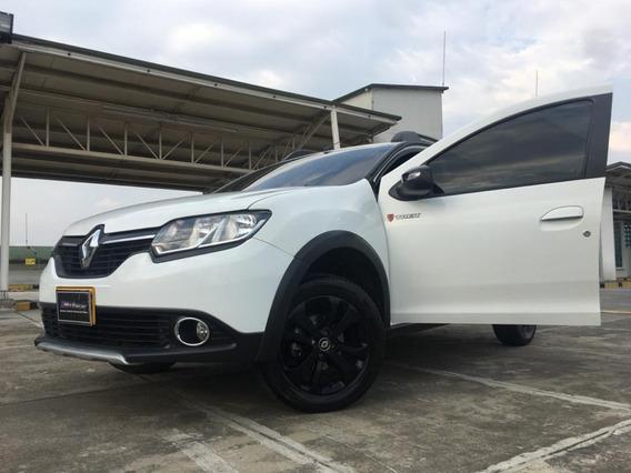 Renault Sandero Stepway Trek 1.6 Mec 2018
