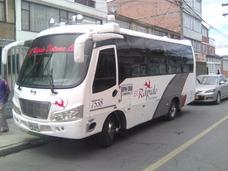 Espectacular Buseta Rapido Duitama