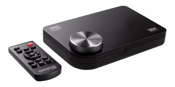 Pro Studio Surround Sound Usb Blaster Sbx Creative 5.1 Pro