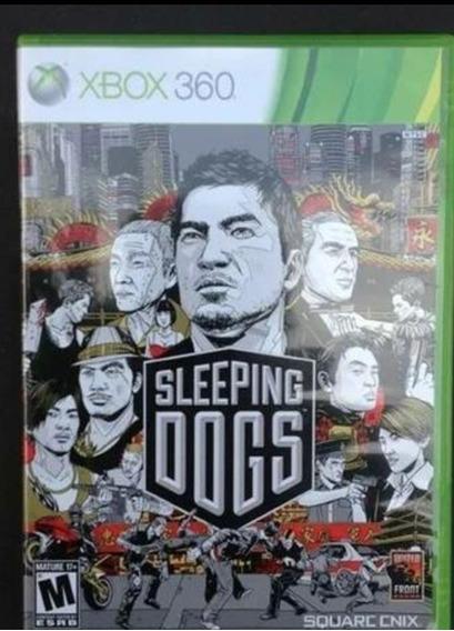 Sleeping Dogs Xbox 360 Original Novinho