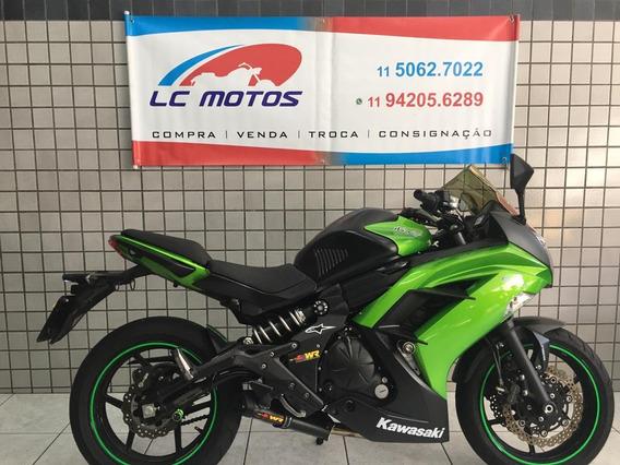 Kawasaki Ninja 650 2014 Abs