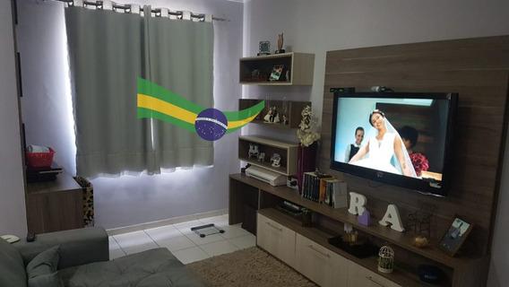 Apartamento A Venda No Bairro Campo Grande Em Cariacica - - Ap0065-1