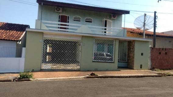 Casa Com 4 Dormitórios À Venda, 229 M² Por R$ 800.000,00 - Vila Frezzarin - Americana/sp - Ca0464