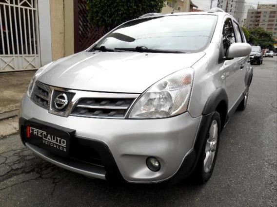 Nissan Livina 1.8 Sl X-gear 16v Flex 4p Automatico