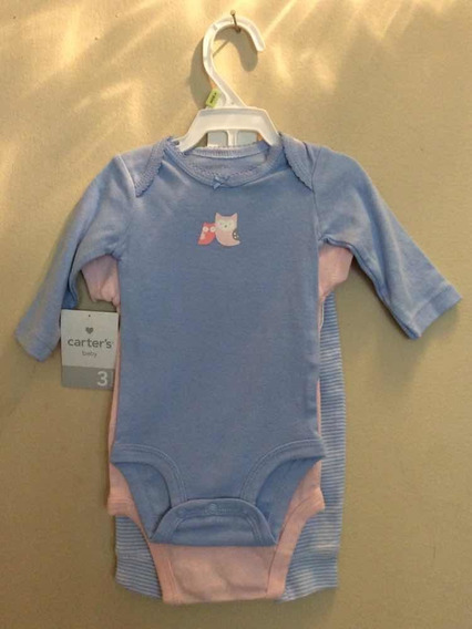 Pijama De Bebe Carters Baby,nuevo!