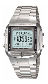 Relógio Masculino Digital Casio Db3601adf - Prateado