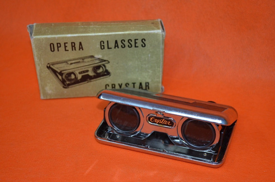 Binoculo Opera Glasses Crystar
