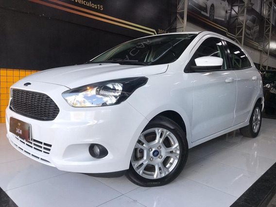 Ford Ka 1.0 Ti-vct Sel 12v Flex 4p Manual