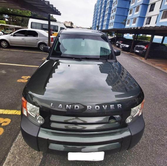 Land Rover Discovery 3 S 2008/2008 Blindado
