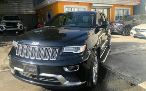 Jeep Grand Cherokee Summit 2016 (4 X 4)