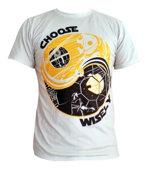Camiseta Heróis Star Wars Marvel Dc Batman Homem De Ferro +