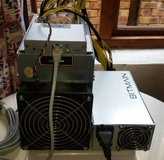 Contrato Mineração Bitcoin Antminer S9+ 14 Th/s