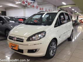 Fiat Idea 1.6 16v Essence Flex Dualogic Ano 2014 (1883)