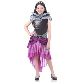 Fantasia Raven Queen Ever After High Tam G Sulamericana