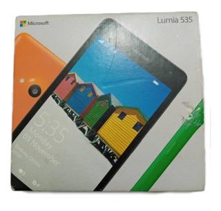 Celular Microsoft Lumia 535 Tela Trincada