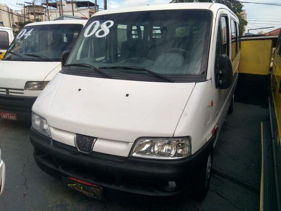 Peugeot Boxer Minibus 2008 - 16 Lugares Oferta