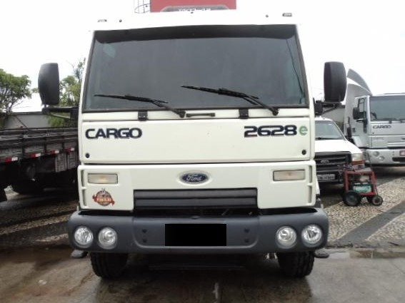 Ford Cargo 2628 E Ano 2008.2009