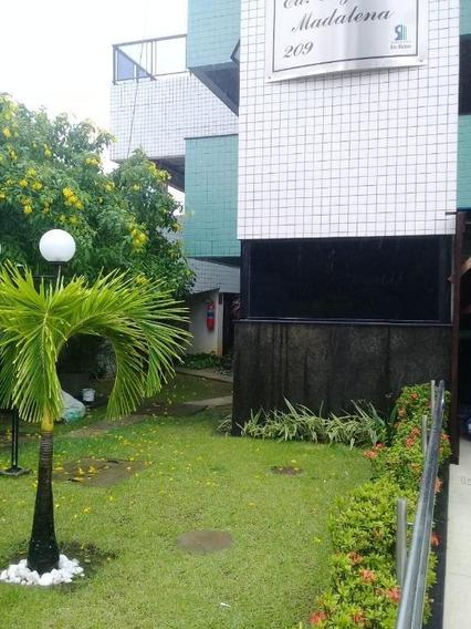 Apartamento Em Madalena, Recife/pe De 90m² 3 Quartos À Venda Por R$ 530.000,00 - Ap280668