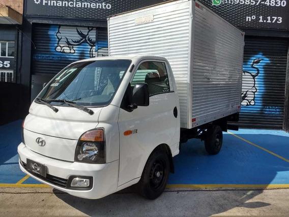 Hyundai Hr 2.5 Diesel C/ Bau Novissima 48.000 Km Financiamos