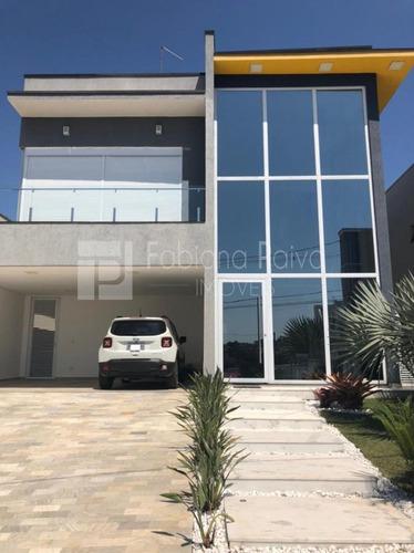 Imagem 1 de 11 de Casa Em Condomínio Para Venda Em Arujá, Condomínio Real Park Arujá, 3 Dormitórios, 3 Suítes, 4 Banheiros, 4 Vagas - Ca0244_1-1782543