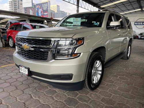 Imagen 1 de 13 de Chevrolet Suburban 2017 5.4 Ls Tela At