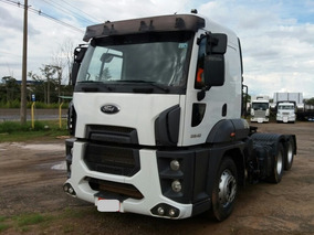 Ford Cargo 2842 - Ano 2013