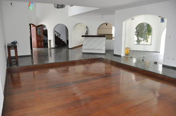 Casa Residencial Para Locação, Vila Madalena, São Paulo. - Ca1555