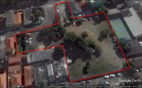 Terreno À Venda, 5250 M² Por R$ 12.000.000,00 - Bomclima - Guarulhos/sp - Te0024