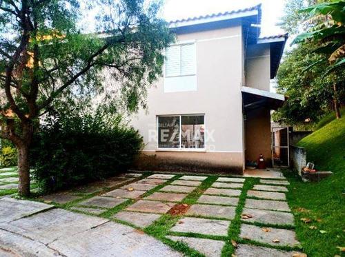Casa Com 3 Dormitórios À Venda, 82 M² Por R$ 359.999,00 - Bosques Da Vila - Jardim Petrópolis - Cotia/sp - Ca0121