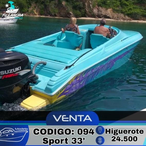 Lancha Promarine Sport 33