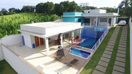 Imagem 1 de 16 de Chácara Com 3 Dormitórios À Venda, 1200 M² Por R$ 800.000,00 - Fazenda Alvamar - Piedade/sp - Ch0018