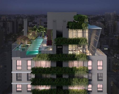Apartamento Com 3 Dormitórios À Venda, 106 M² Por R$ 1.045.300,00 - Centro - Curitiba/pr - Ap3244