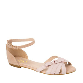 Sandalia Tipo Ante Pink By Price Shoes A17s San 174308