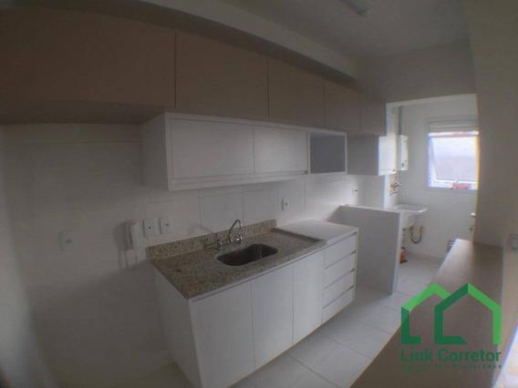 Apartamento Com 1 Dormitório À Venda, 46 M² Por R$ 420.000,00 - Cambuí - Campinas/sp - Ap0723