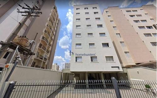 Apartamento Com 2 Dormitórios À Venda, 69 M² Por R$ 250.000,00 - Bosque - Campinas/sp - Ap6879