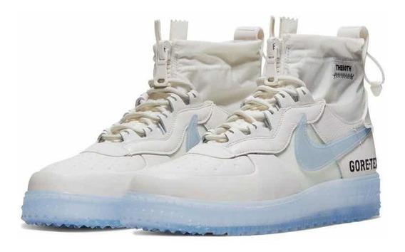 Air Force 1 Gore-tex High Phantom White