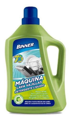 Detergente Líquido Máquina Lavavaji - L a $14950