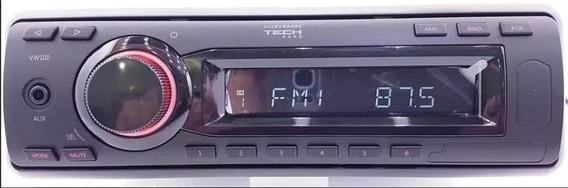 Rádio Am Fm Entrada Auxiliar Original Volksline Clarion Vw